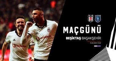 Beşiktaş - Başakşehir maçı ne zaman saat kaçta hangi kanalda? (Canlı)