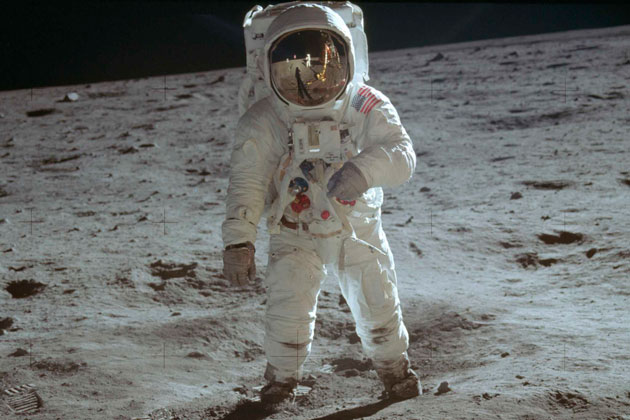 Apollo 11'in görevi: İnsanlığın Ay'a ilk adımı 50. yılında Doodle oldu!