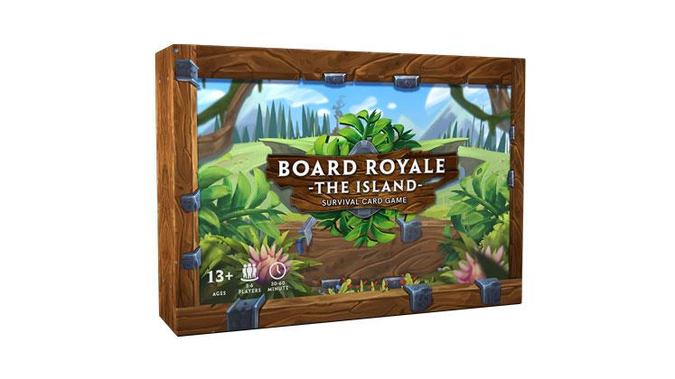 Board Royale - Survival Card Game projesi Kickstarter'da!