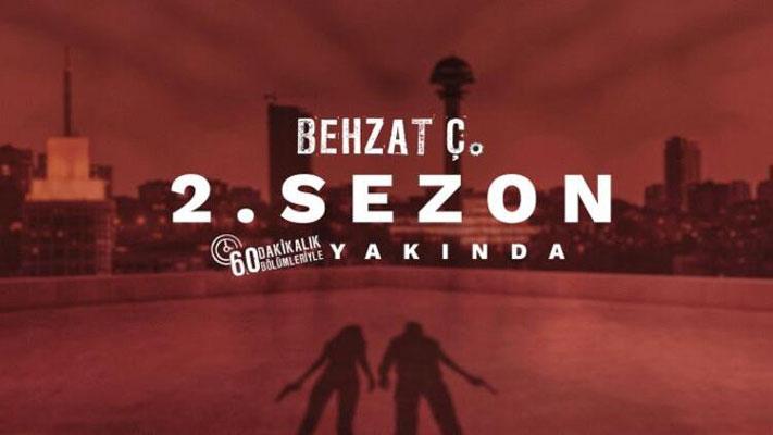 Behzat Ç. 2. Sezon çok yakında başlayacak! Behzat Ç. 2. Sezon BluTV'de