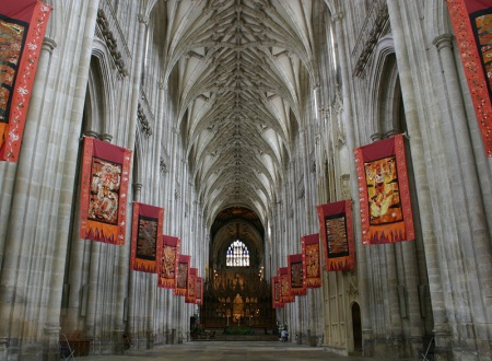Catedral Winchester