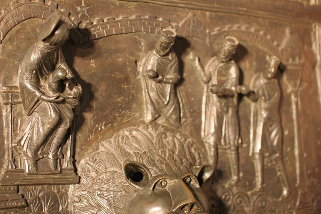 Tesoros Medievales En La Catedral De Hildesheim Ser Turista