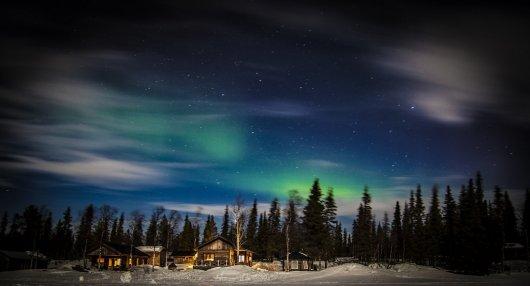 Aurora Boreal Suecia 1