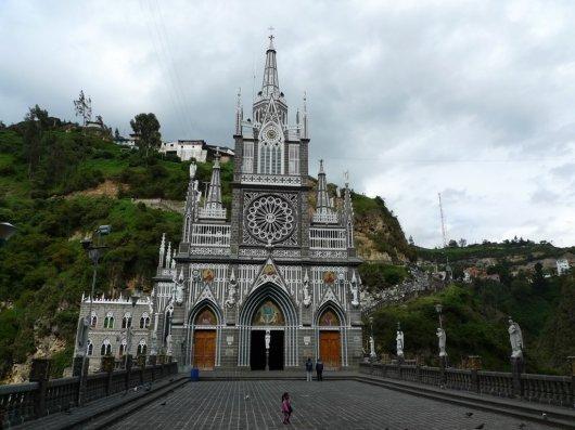 Santuario de Las Lajas 5