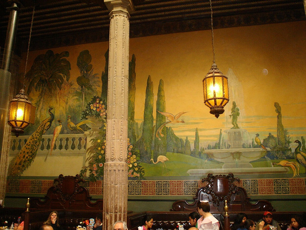 La casa de los azulejos en m xico d f ser turista for Los azulejos