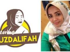 artis muzdalifah membuka bisnis bidang kuliner dengan membuka usaha catering 1