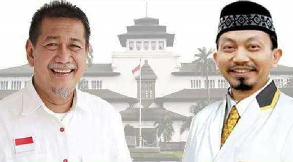 Deddy Mizwar dan Ahmad Syaikhu