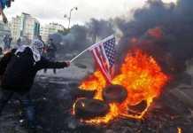 Palestina marah