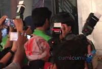 Ditangkap Polisi Karena Dugaan Penggunaan Ganja, Begini Potret Ammar Zoni Saat Memakai Baju Tahanan!