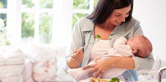 Cara Diet Alami untuk Ibu Menyusui yang Paling Aman