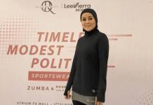 Olahraga Nyaman Meski Hijab Ala Olla Ramlan