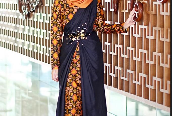 10 Inspirasi Model Baju Batik yang Cocok untuk Pesta Pernikahan
