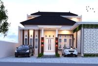 Contoh Desain Rumah Minimalis Modern 2021