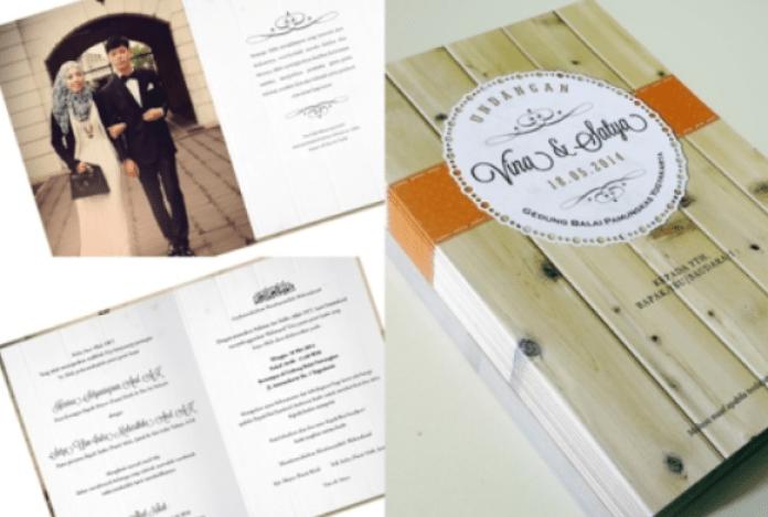 Contoh Undangan Pernikahan Simpel dan Menarik untuk Momen Bahagiamu