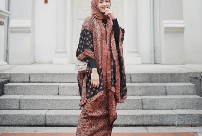 Tips Agar Tampil Modis Saat Memakai Batik