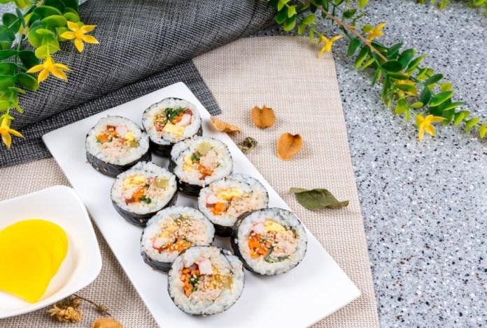 5 Resep Kimbab Kora Ala Rumahan, Simpel dan Lezat