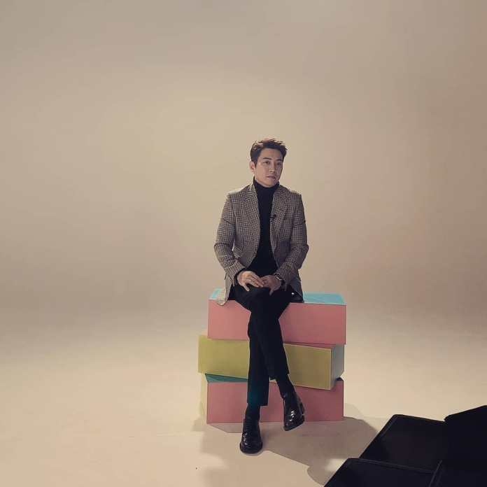 Profil Joo Sang Wook, Aktor Korea yang Dijuluki 'The CEO King'