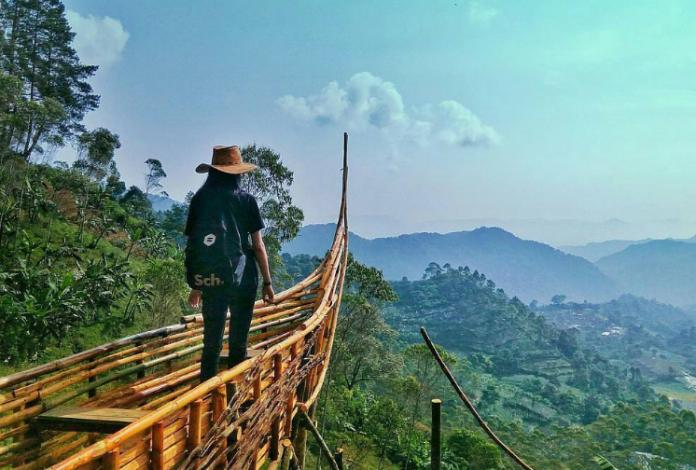 Tempat Wisata Bandung yang Hits dan Instagramable