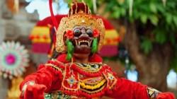 Mengenal Sejarah Topeng Bali Beserta Gambarnya