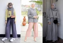 6 Jenis Baju Atasan yang Cocok untuk Hijabers Bertubuh Mungil