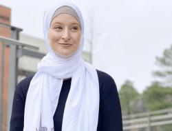 Berawal dari World Hijab Day, Ashley Pearson Khan Putuskan Jadi Mualaf