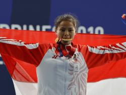 5 Fakta Windy Cantika, Atlet Angkat Besi Peraih Medali Pertama RI di Olimpiade 2020