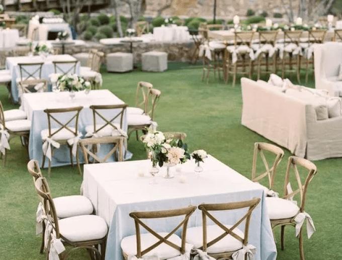 Ide Dekorasi Pernikahan Bertema Vintage