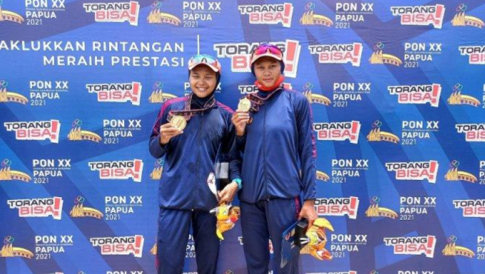 10 Atlet Berhijab yang Sukses Meraih Medali Emas di PON Papua 2021