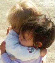 Hug my brother