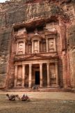 Petra Treasury por rwoan en Flickr