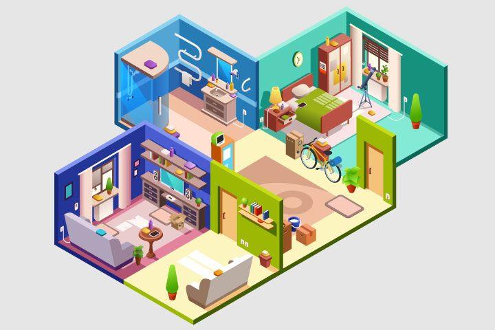 Desain Interior: Pengertian, Sejarah, Tujuan & Ruang Lingkup ...