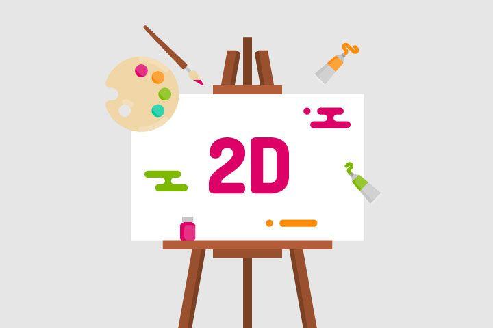Seni Rupa 2 Dimensi: Pengertian, Unsur, Alat, Teknik & Contoh ...