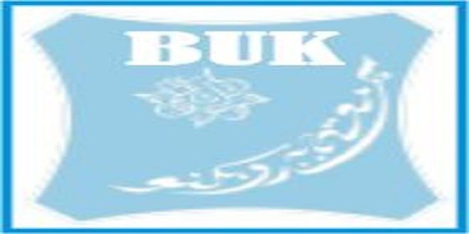 buk logo, buk post utme