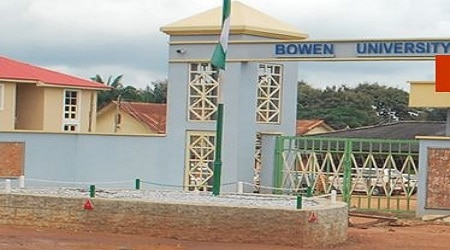 Bowen University courses