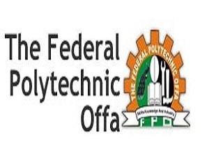 federal polytechnic offa logo, federal polytechnic offa hnd/nd admission