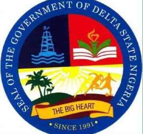 Delta state scholarship board logo