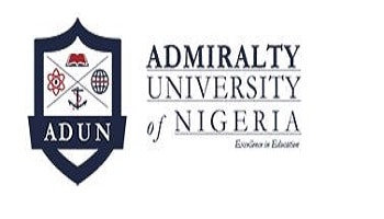 Admiralty University logo