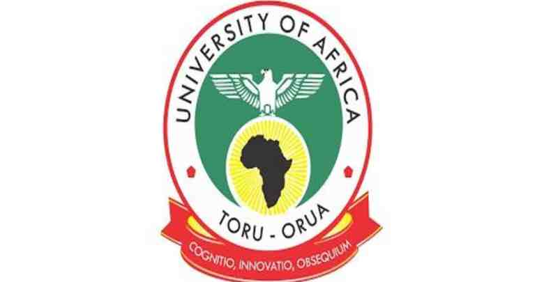 University of Africa Toru-Orua logo