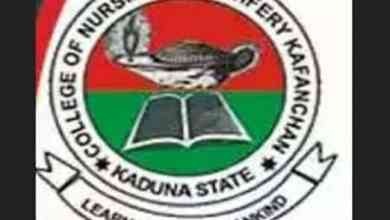 Photo of Kaduna State College of Nursing Form 2020/2021