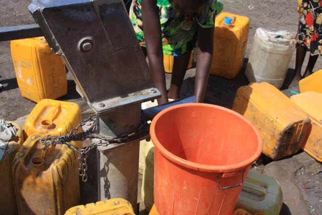 Ethiopia Water Well