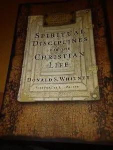 CAM00229 e1408641934659 225x300  Spiritual Disciplines For The Christian Life