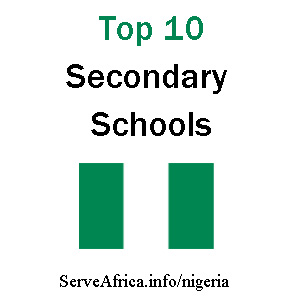 Top 10 Secondary Schools Nigeria