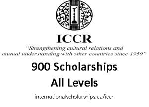 India ICCR Scholarships