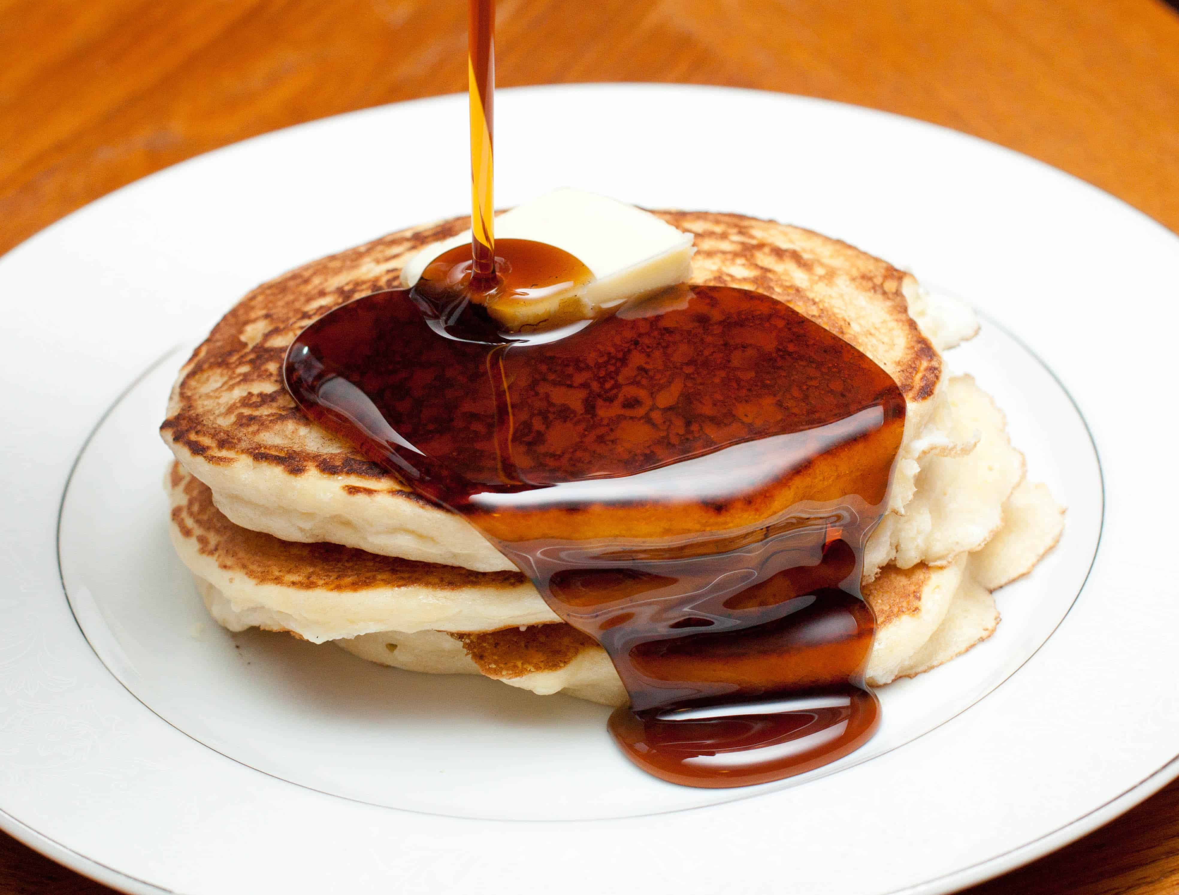 Ricotta Pancakes From Scratch
