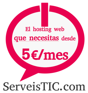 El hosting web que necesitas