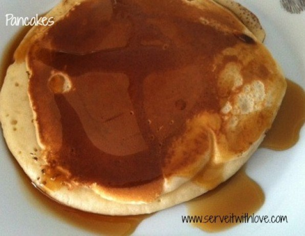 Delicious Pancakes Recipe Easy For Kids | Thermomix Recipes
