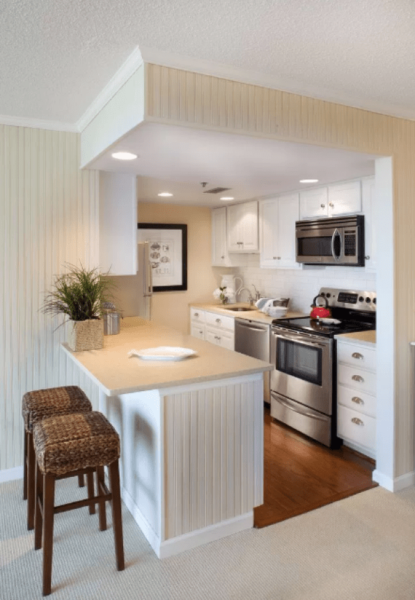 Small Apartment Kitchen Ideas by pinterest