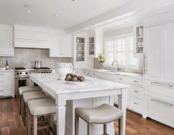 Typical L-Shaped Kitchen Ideas