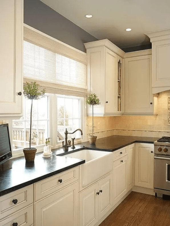 Best Paint Color For Off White Kitchen Cabinets