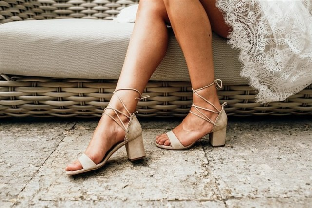 HELLO LOVELY Bridal Shoes